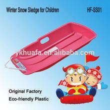 snow boat,kids plastic snow boat