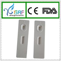 GRF Diagnostic home pregnancy test equipment (cassette)