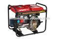 3 kva generador diesel, diesel generador 3kw, solo cilindro generador