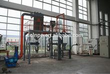 garnet jet pulverizer / jet mill