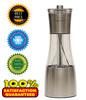 Stainless Steel Kitchen Tool Spice Sauce Salt Pepper Mill Grinder