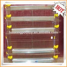 Galvanizado baratos jaulas de pollo/granja de codornices/jaula de codorniz