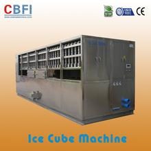 PLC System Design 10000kg Commercial Freeze for Sale