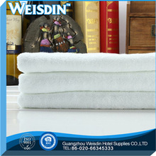 plain dyed high quality 100% polyester good looking floral baby bath towel wrap