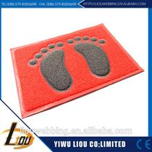 2015 new product fashion Anti-slip PVC coil mat