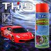 450ml auto removable plastic car paint,rubberized spray paint for car