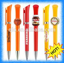 promotional plastic ballpoint pen