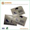 Custom garment kraft paper hangtags for clothing jeans shoes in Shenzhen