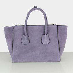 2014 Wholesale Pure Brief Grey Brand Handbags High-end Tote Bag