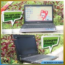 Anti-glare screen film 21.5 Inch Anti spy Laptop Notebook Screen Filter