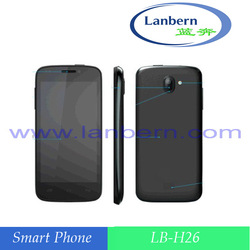 """wholesale mobile phone in china china cdma gsm android mobile phone 900 1800 1900 band 4.5"""" 854*480 LB-H26 OEM ODM"""