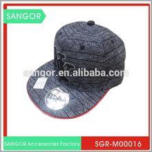 Modern creative embroidery snapback hat bulk
