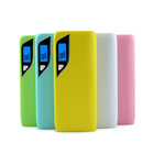 Portable 15000mAh with LCD screen display power bank for tablet pc mobile phone emergency battery charger