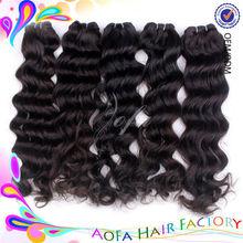 Alibaba wholesale cheap brazilian virgin body weave human hair extension