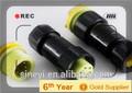 Yuyao sineyi silicone di gomma della saldatura ec06681-0012-bf6pin 125v 5a 6 pin connettore impermeabile