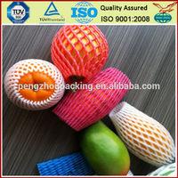 foam sock for packaging fruit
