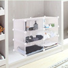 6 cubes closet organizer allows you to build and configure freely (FH-AL0158)
