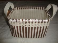 Cotton Fabric Storage Box