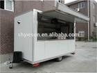 Hot Sale mobile sandwich plate hot dog trailer