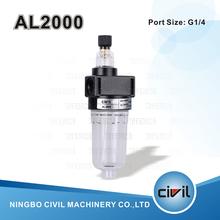 AL2000 air operated grease lubricator air lubricator pneumatic lubricator