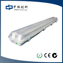 hot sale! high lumen flux ip65 led emergency light with double t8 tube double emergency
