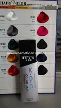 salon fashion hair color cream convenient and easy for application hair dye