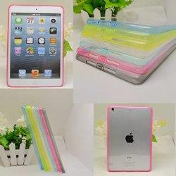 For iPad 2 Crystal Transparent Acrylic Plastic Hard Case , for ipad 2 3 4 plastic case