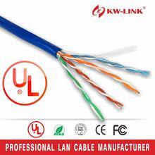 Qualified creative indoor pvc cat5e utp network cable