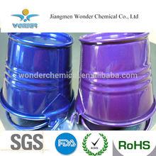 Hybrid UV Resistance Nickel Effect Powder Coating