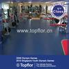 PVC Sports Floor/Plastic Gym Floor Roll