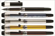 2014 New design acrylic paint pen promotional plastic roller pen