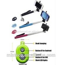 Universal Wireless Bluetooth Remote Control New Bluetooth Camera Shutter