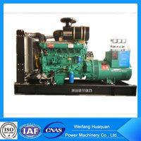 3 Phase 4 Wires 100 KVA Diesel Generator