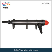 internal aquarium uv lamp sterilization filter