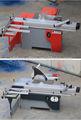 marco de madera de corte de la máquina altendorf deslizamiento sierra de mesa