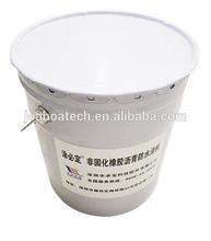 waterproof rubber bituminous coating