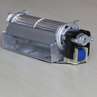 GL60 cross blower fireplace blower shaded pole fan motor