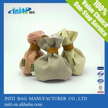 top quality 6 OZ 8 OZ 10 OZ small cotton drawstring bags