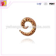 2014 fashion UV Ear Taper Acrylic Jewelry Body Piercing Jewelry