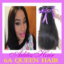 Hot selllig cheap and high quality natural straight chinese hair extensions alibaba wholesale virgin humain hair