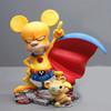 Super Ratman high quality hand paint miniature resin figure