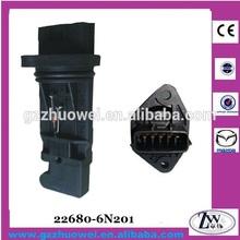 Mass Air Flow Meter, Mass Air Flow Sensor for Nissan Subaru 22680-6N201