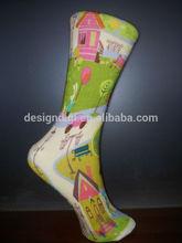 latest product ! customized no shoe toe copper socks cheap price