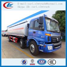 FOTON AUMAN 25m3 oil tank truck 6x2 fuel truck