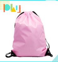 Wholesale reusable promotional shoe bag,cotton string shoe bag,drawstring cotton shoe bag