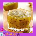 لذيذ والحلو مربى الفاكهة الكيوي للخبز، toost، حلوى الثلج-- كريم، والشاي الاسود
