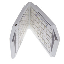 Universal keyboard 3.0 with waterproof dustproof ,latest folding design,Support IOS Android Windows system