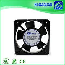 brushless axial oscillating fan motor
