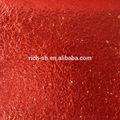 Rq-wp405 liège naturel rouge matériel d'impression papier peint papier peint cork producteur de shanghai