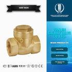 brass horizontal check valve